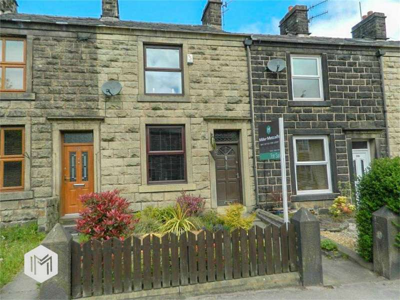 2 Bedrooms Cottage House for sale in Bolton Road West, Ramsbottom, Bury, Lancashire