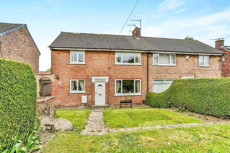 3 Bedrooms Semi Detached House for sale in Roughwood Road, Rotherham, S61