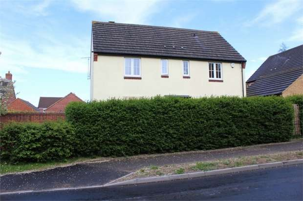 4 Bedrooms Detached House for sale in Shrewsbury Road, Yeovil, Somerset
