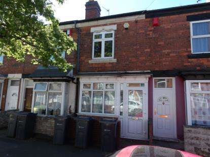 3 Bedrooms Terraced House for sale in Preston Road, Hockley, Birmingham, West Midlands