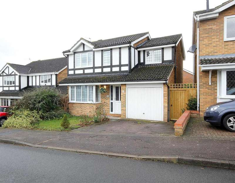 4 Bedrooms House for sale in REFURBISHED 4 BEDROOM DETACHED EXECUTIVE HOME IN Sundew Road, Chaulden Vale, HP1