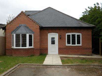 4 Bedrooms Bungalow for sale in Firfield Avenue, Birstall, Leicester, Leicestershire