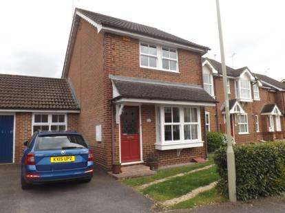 2 Bedrooms End Of Terrace House for sale in Romsey, Hampshire