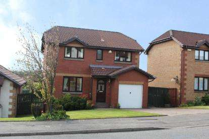 4 Bedrooms Detached House for sale in Hayston Road, Cumbernauld