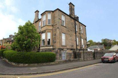 2 Bedrooms Flat for sale in Glebe Avenue, Stirling