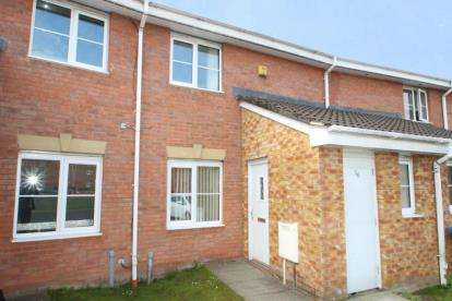 3 Bedrooms Terraced House for sale in Tullis Gardens, Glasgow, Lanarkshire