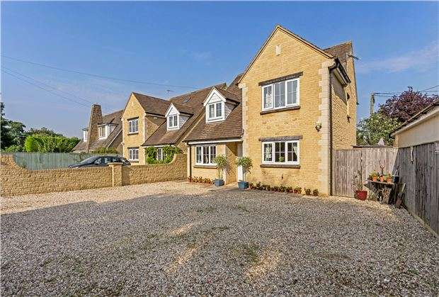 5 Bedrooms Detached House for sale in Witney Road, Ducklington, WITNEY, Oxfordshire