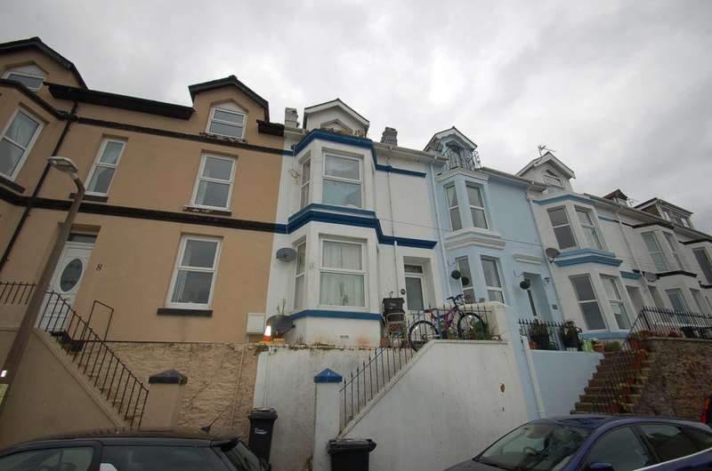 3 Bedrooms Terraced House for sale in Prospect Road, Brixham