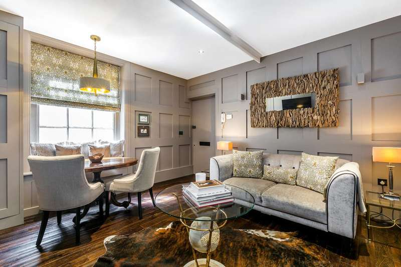 1 Bedroom Flat for sale in Kensington Mall, Kensington, W8