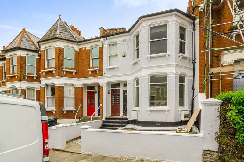 2 Bedrooms House for sale in Albert Road, Alexandra Park, N22