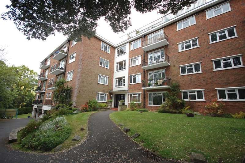 2 Bedrooms Apartment Flat for sale in The Chantry, 18 Madeira Road, Bournemouth BH1