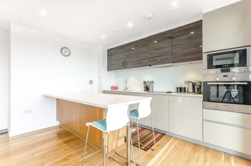 2 Bedrooms Flat for sale in Vermilion, Canning Town, E16