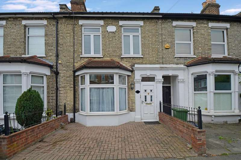 3 Bedrooms Terraced House for sale in Prospect Road, Woodford Green