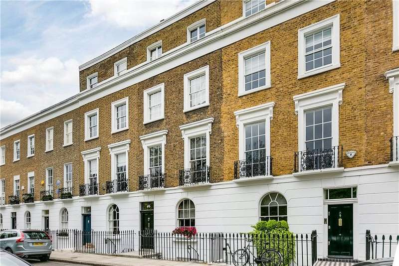 5 Bedrooms Terraced House for sale in Paultons Square, Chelsea, London, SW3