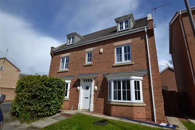 5 Bedrooms Property for sale in Waterdale Close, Bridlington, East Yorkshire, YO16