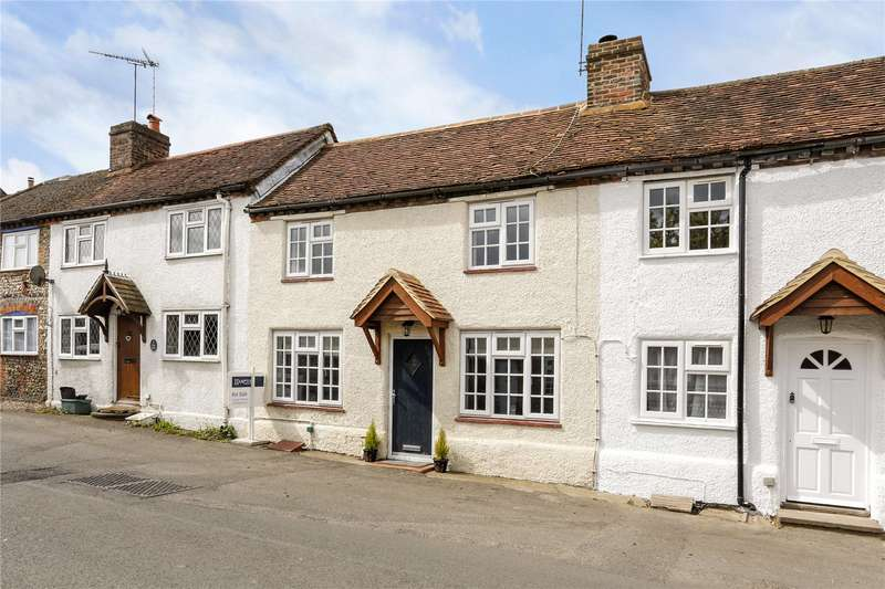 3 Bedrooms Terraced House for sale in The Row, The Hill, Winchmore Hill, Amersham, HP7
