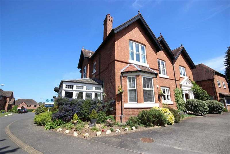 2 Bedrooms Apartment Flat for sale in Myton Gables, Warwick, CV34