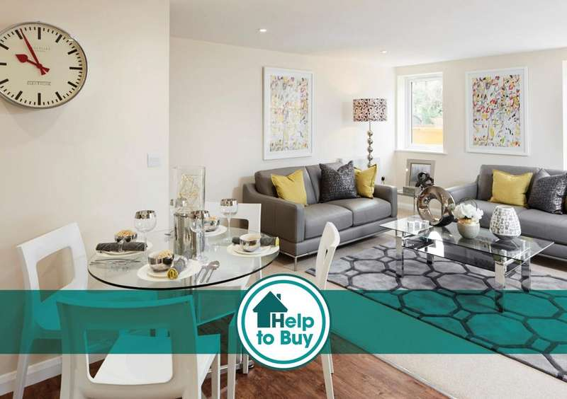 2 Bedrooms Flat for sale in Footscray Road London SE9