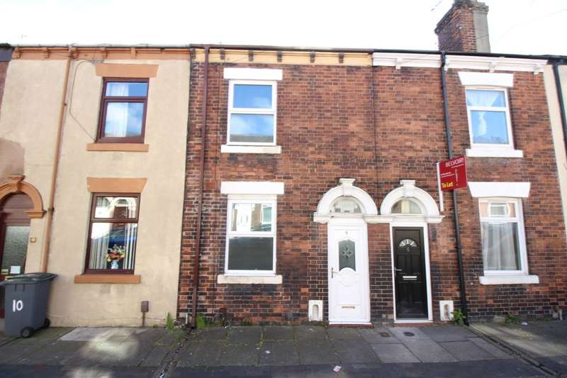 2 Bedrooms Property for sale in Riley Street North, Middleport, Stoke-On-Trent, ST6