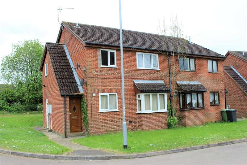 2 Bedrooms Apartment Flat for sale in Guillemot Lane, Wellingborough, NN8 4UH