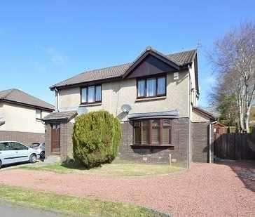 2 Bedrooms Semi Detached House for sale in Cairneymount Road, Carluke
