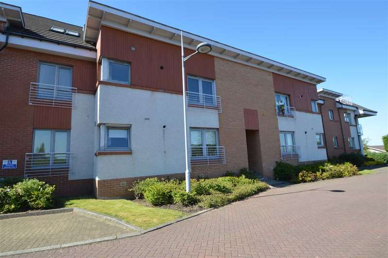 2 Bedrooms Apartment Flat for sale in Townhead Street, Hamilton