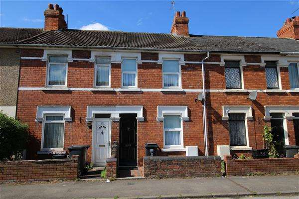 2 Bedrooms Terraced House for rent in Montague Street, Swindon