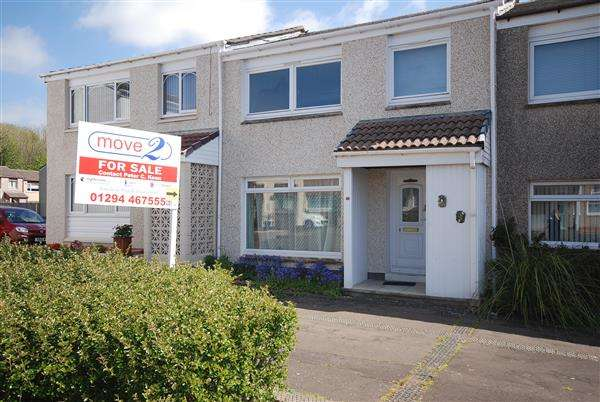 3 Bedrooms Terraced House for sale in Hazelgrove, Kilwinning