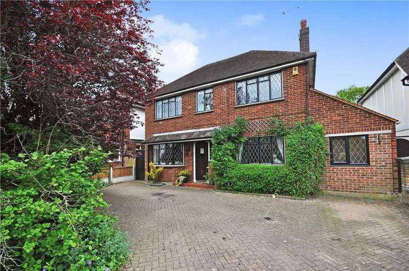 4 Bedrooms House for sale in Kintbury Cottage, Kilworth Avenue, Shenfield
