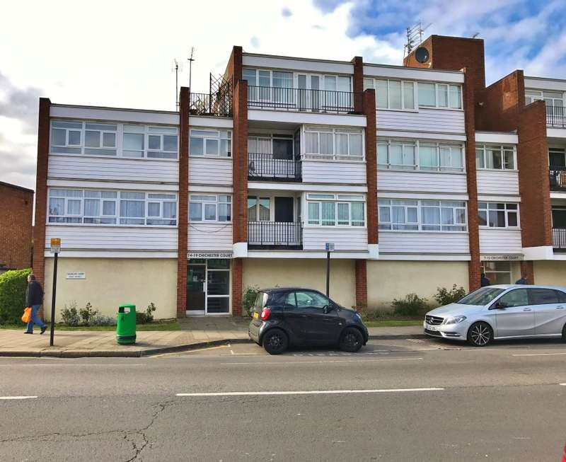 Flat for sale in Chichester Court, Whitchurch Lane, Edgware, Middlesex, HA8 6NJ