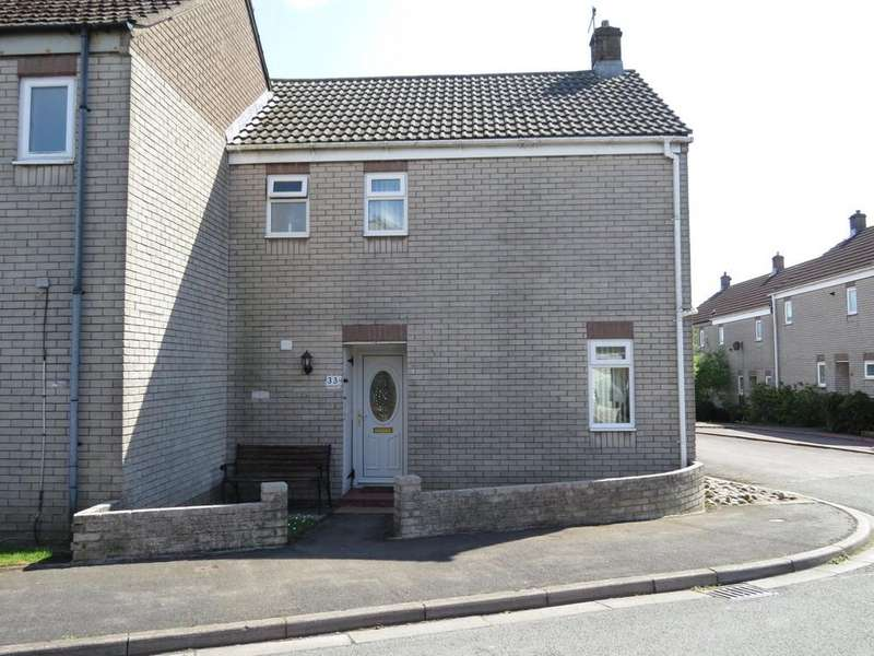 2 Bedrooms End Of Terrace House for sale in Jubilee Road, Whitehaven, Cumbria