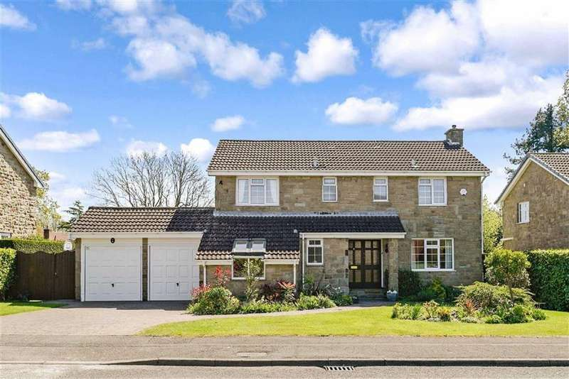 4 Bedrooms Detached House for sale in Fulwith Gate, Harrogate, North Yorkshire