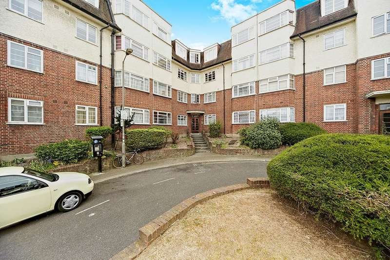 3 Bedrooms Flat for sale in Upper Tooting Road, London, SW17