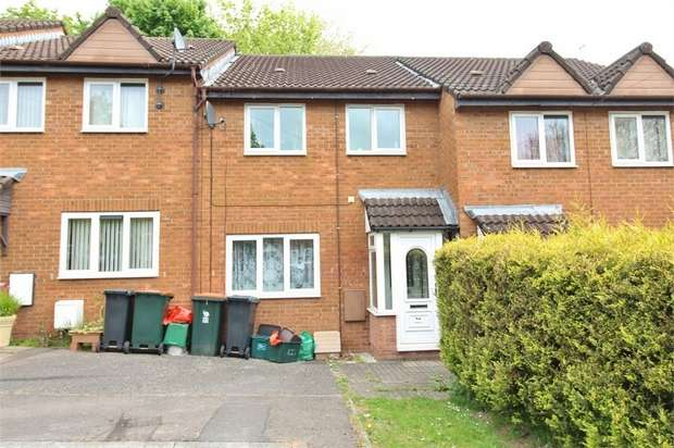 3 Bedrooms Terraced House for sale in George Lansbury Drive, NEWPORT