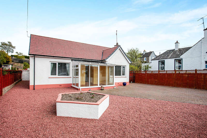 2 Bedrooms Detached Bungalow for sale in Abercromby Road, Castle Douglas, DG7
