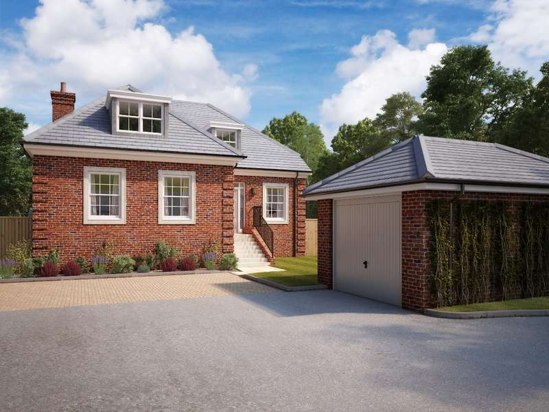 3 Bedrooms Detached House for sale in Headbourne Worthy