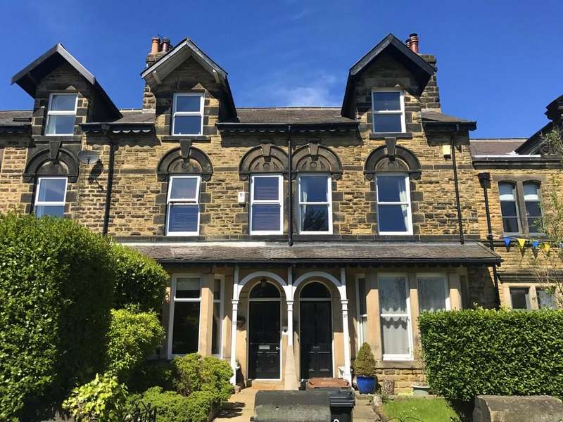 4 Bedrooms Terraced House for sale in Grove Road, Harrogate