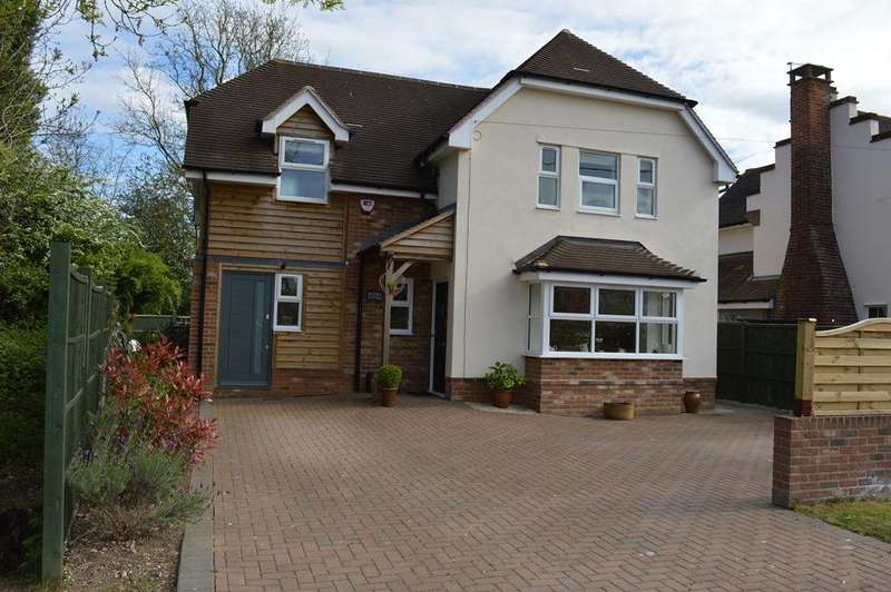 3 Bedrooms Detached House for sale in Hyde End Road, Spencers Wood, Reading, Berkshire, RG7 1BU