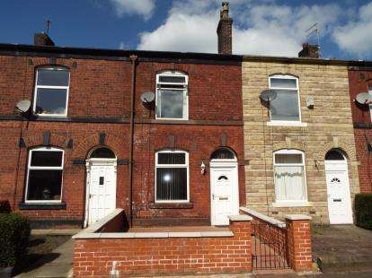 2 Bedrooms Terraced House for sale in Chesham Road, Chesham, Bury, Greater Manchester, BL9