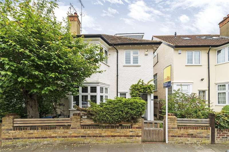4 Bedrooms End Of Terrace House for sale in Temple Sheen Road, East Sheen, London, SW14