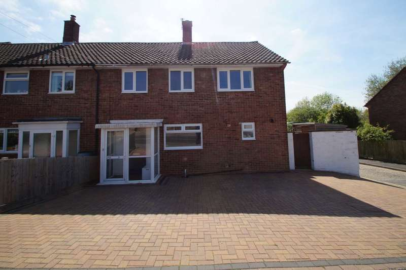 3 Bedrooms End Of Terrace House for sale in Long Chaulden, Chaulden, Hemel Hempstead