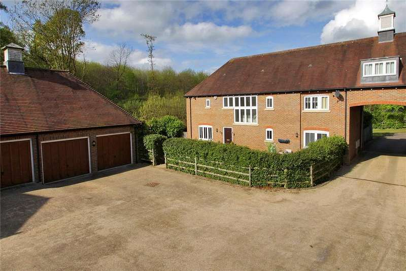 4 Bedrooms Detached House for sale in The Old Saw Mill, Long Mill Lane, Platt, Sevenoaks, TN15