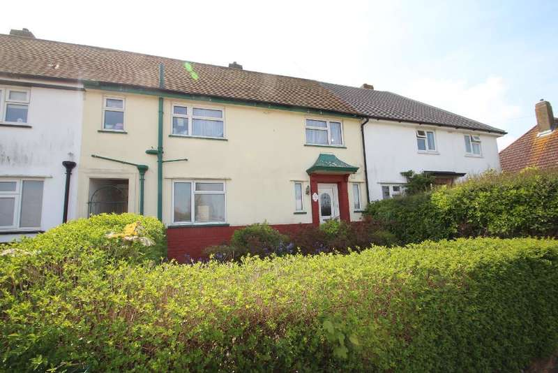 3 Bedrooms Terraced House for sale in Fernhurst Crescent, Brighton, East Sussex, BN1 8FD