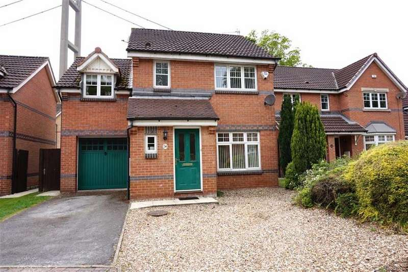 3 Bedrooms Detached House for sale in St Marys Close, Hessle, Hessle, HU13