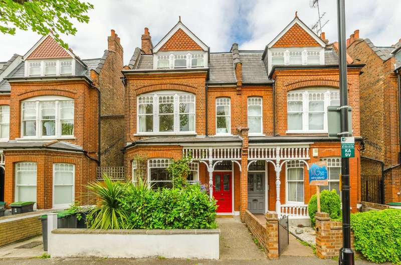 2 Bedrooms Flat for sale in Kings Avenue, Muswell Hill, N10
