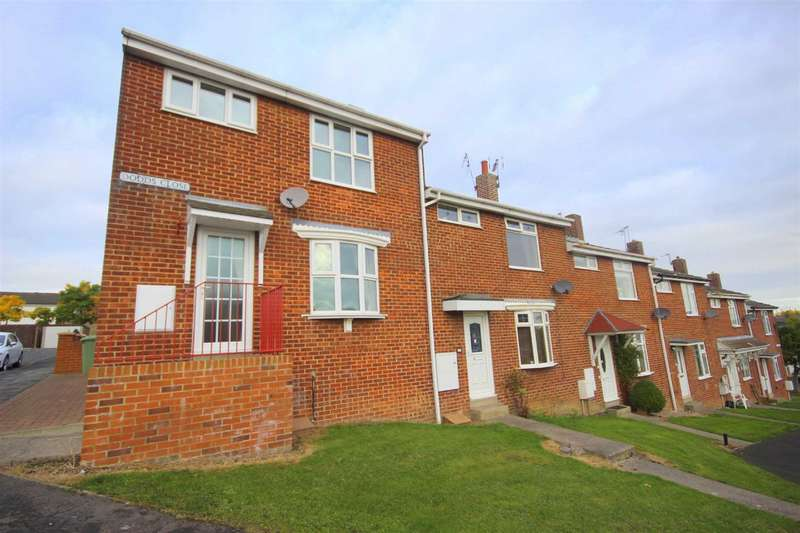 3 Bedrooms Property for sale in Dodds Close, Wheatley Hill, Durham