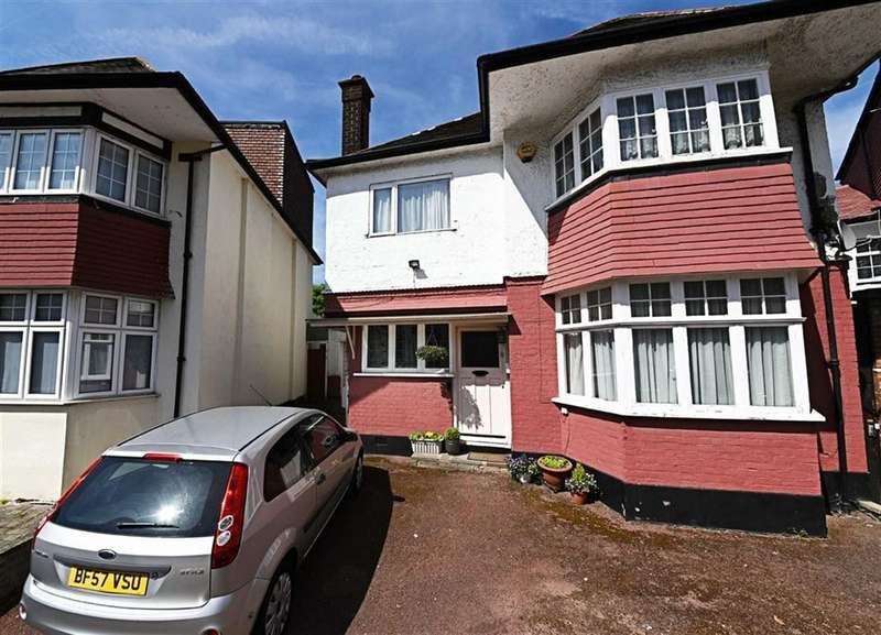 4 Bedrooms Property for sale in Shirehall Park, Hendon, London