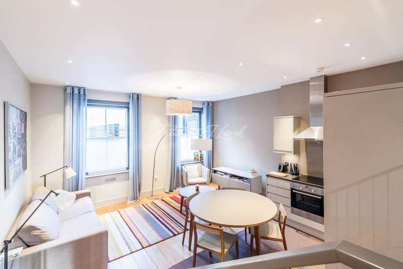 1 Bedroom Flat for sale in Chiswick High Road, W4