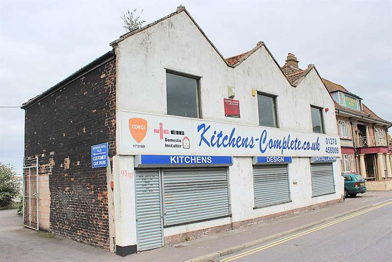 Commercial Property for sale in Bath Road, Bridgewater