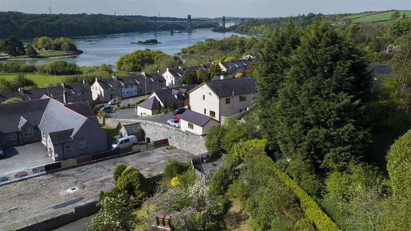 4 Bedrooms Land Commercial for sale in Building Plot At Cornelyn, Pentraeth Road, Menai Bridge